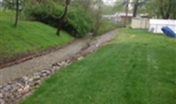 West Adams Culvert and Boschert Creek
